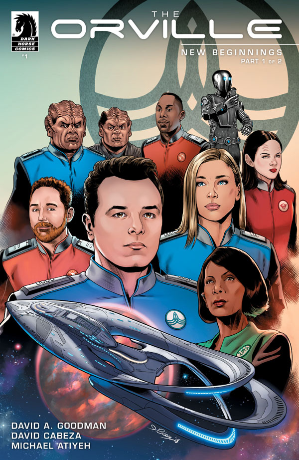 The Orville New Beginnings 1