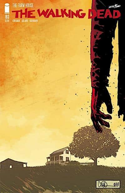 """La fine di """"The Walking Dead"""" e il piano editoriale Saldapress_Notizie"""