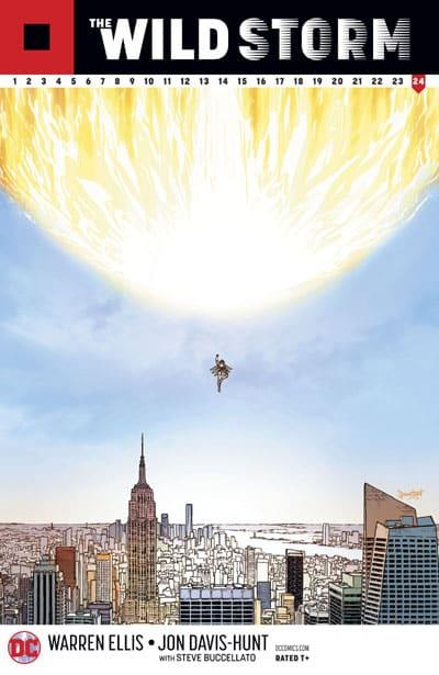 Quando gli universi si incontrano: Black Hammer/Justice League_First Issue