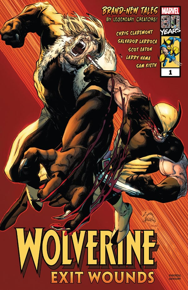 Wolverine - Exit Wounds 1