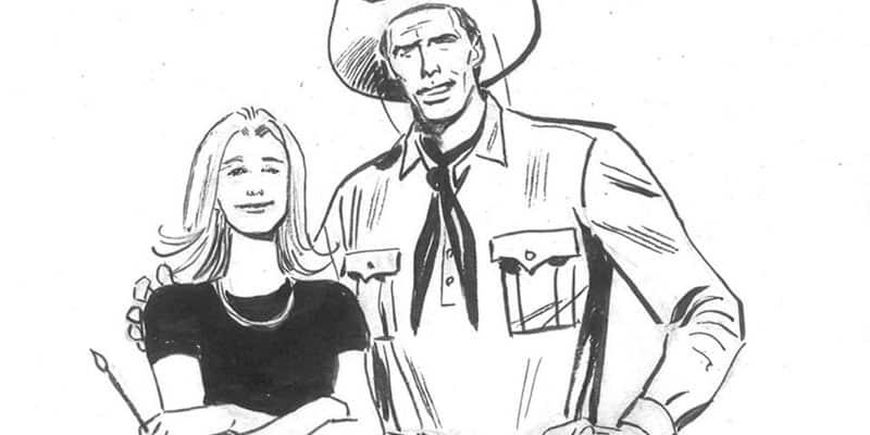 Laura Zuccheri: il mio western da Ken Parker a Tex