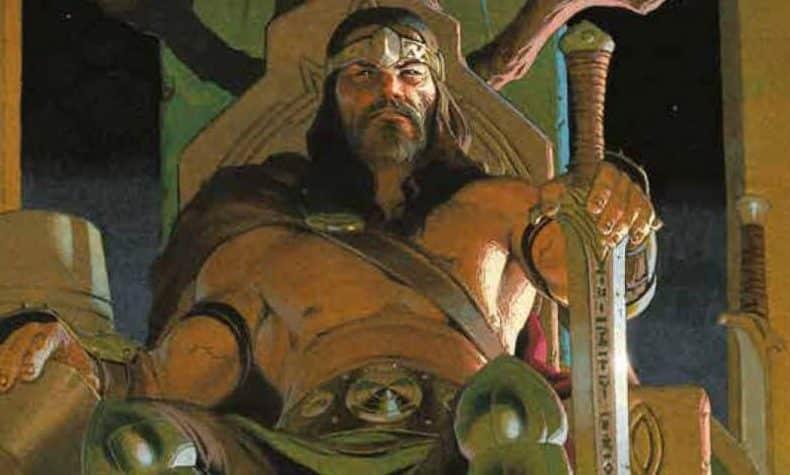 Conan il barbaro #3 (Aaron, Asrar, Zaffino)