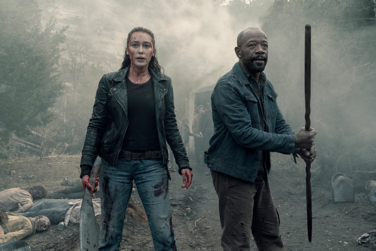 SDCC2019: Fear The Walking Dead rinnovato, novità sullo spin-off