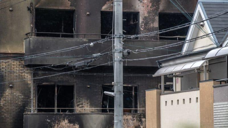 Kyoto Animation: sospettato incendio aveva inviato romanzo