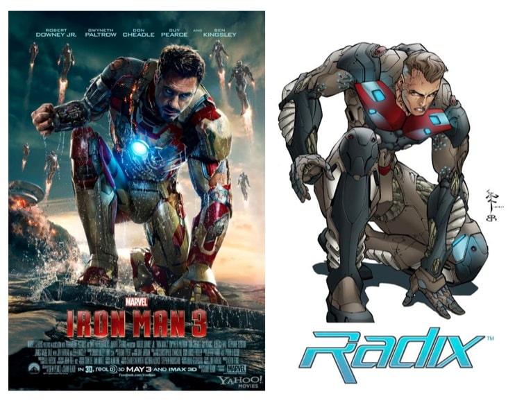 Iron Man 3: Marvel vince causa legale sul poster del film