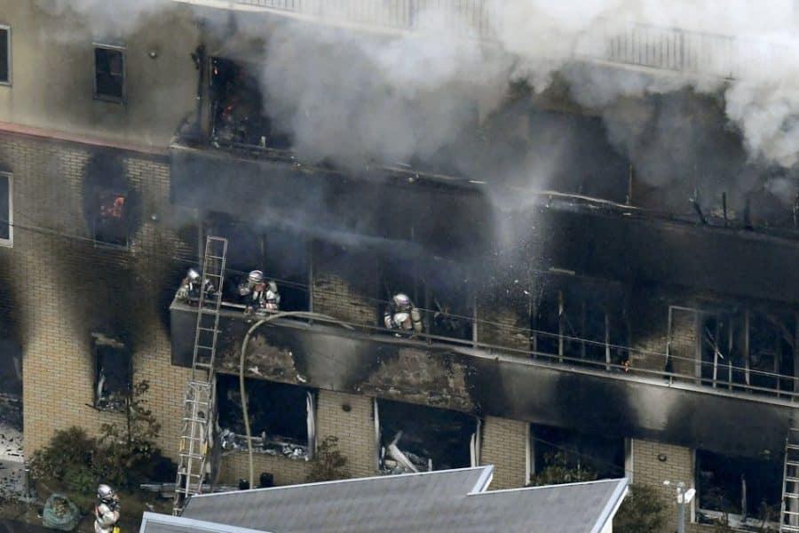 Incendio Kyoto Animation: primi dettagli sul possibile movente