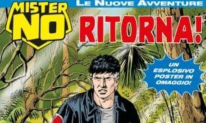 """Mister No: le nuove avventure """"classiche"""" di Jerry Drake"""