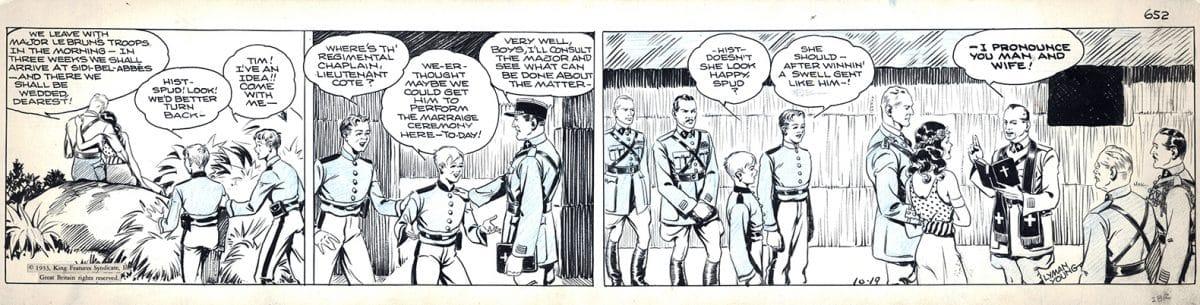 Lyman Young – Cino e Franco_Essential 300 comics