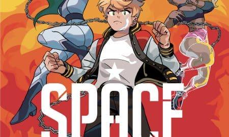 Space Opera cover finale
