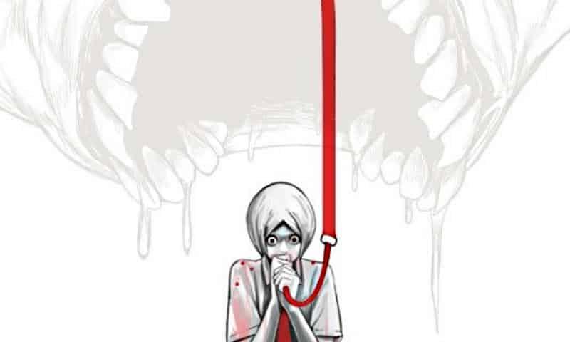 "Da Star Comics, ""Starving Anonymuous"" #1 un survival horror manga"