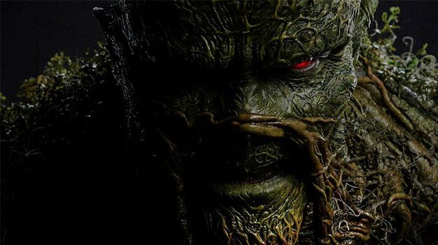The nature of Swamp Thing – Interview to cinematographer Fernando Argüelles