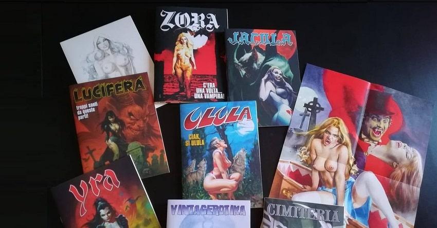 Vintagerotika, i tascabili erotici diventano d'autore