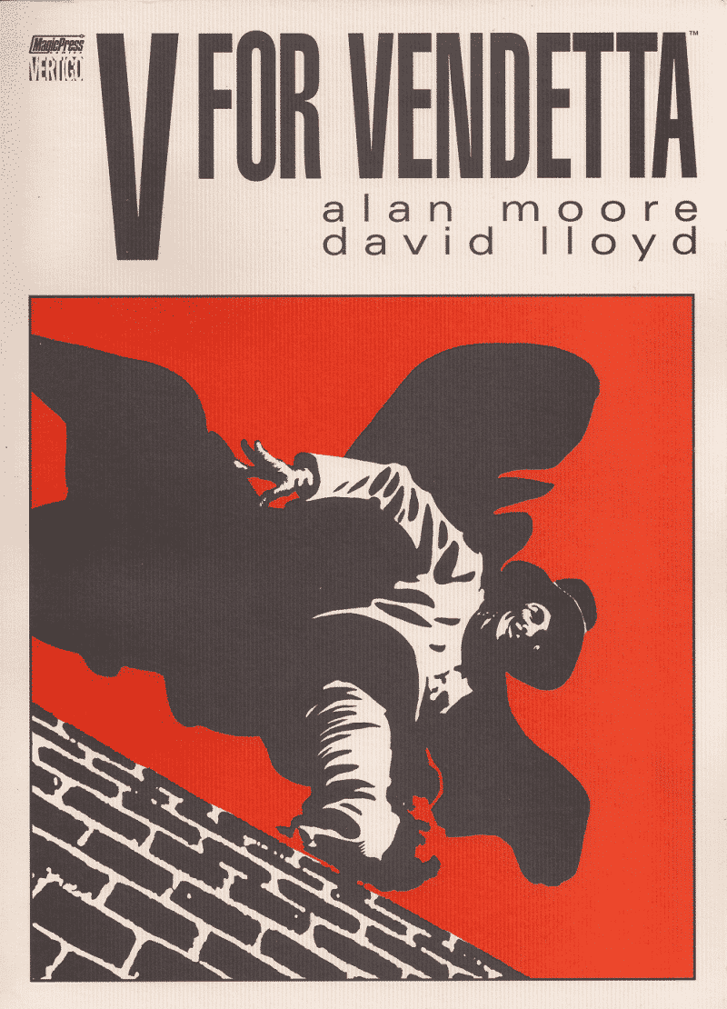 Alan Moore e David Lloyd – V for Vendetta