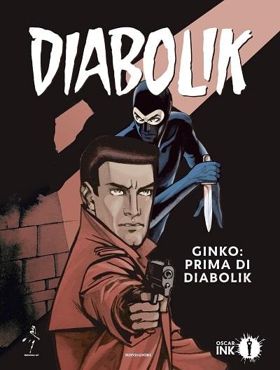 """Arriva in fumetteria e libreria """"Ginko prima di Diabolik""""_Notizie"""