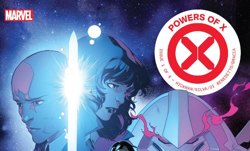 Powers of X #1: i vasti orizzonti mutanti di Hickman