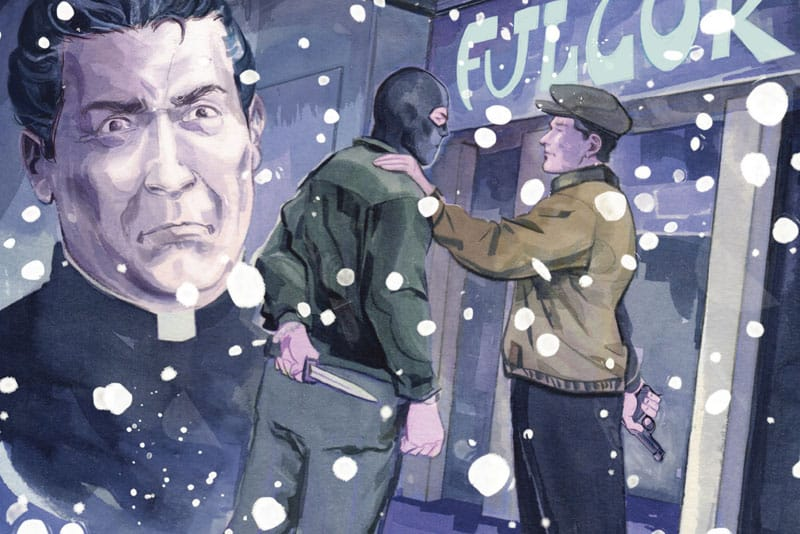 Il cadavere vivente: se Don Camillo incontra il giallo