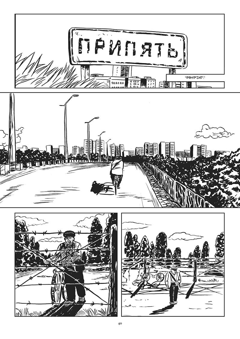 Cernobyl Pagina 1