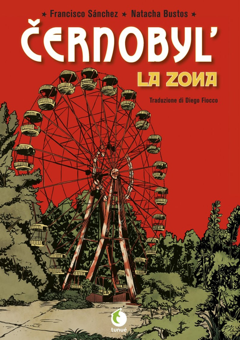 Cernobyl Cover