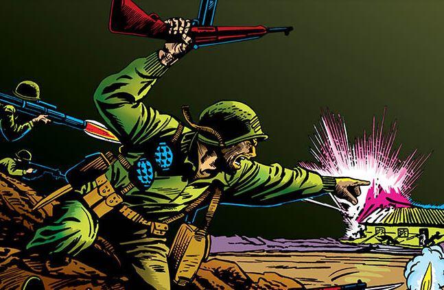 Grandi storie di guerra, tragiche storie di uomini