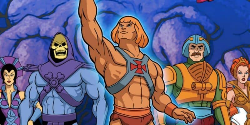 Masters of The Universe: Kevin Smith e Netflix al lavoro su serie animata