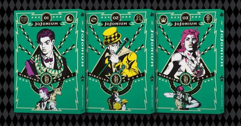 """JoJonium: Phantom Blood"" il manga di Hirohiko Araki in edizione deluxe"