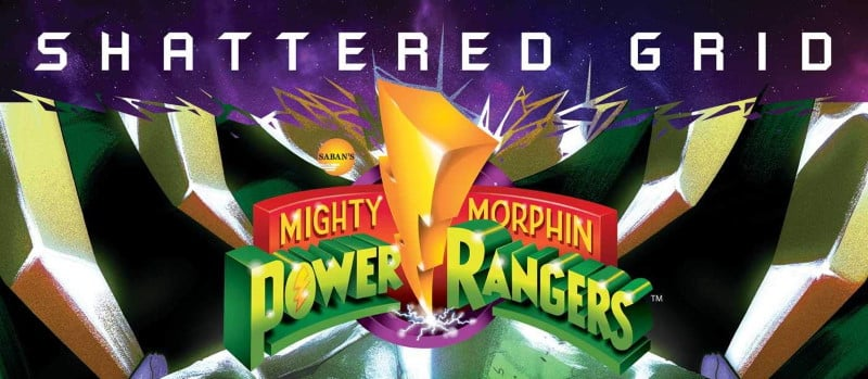 Shattered Grid: reinventare i Power Rangers