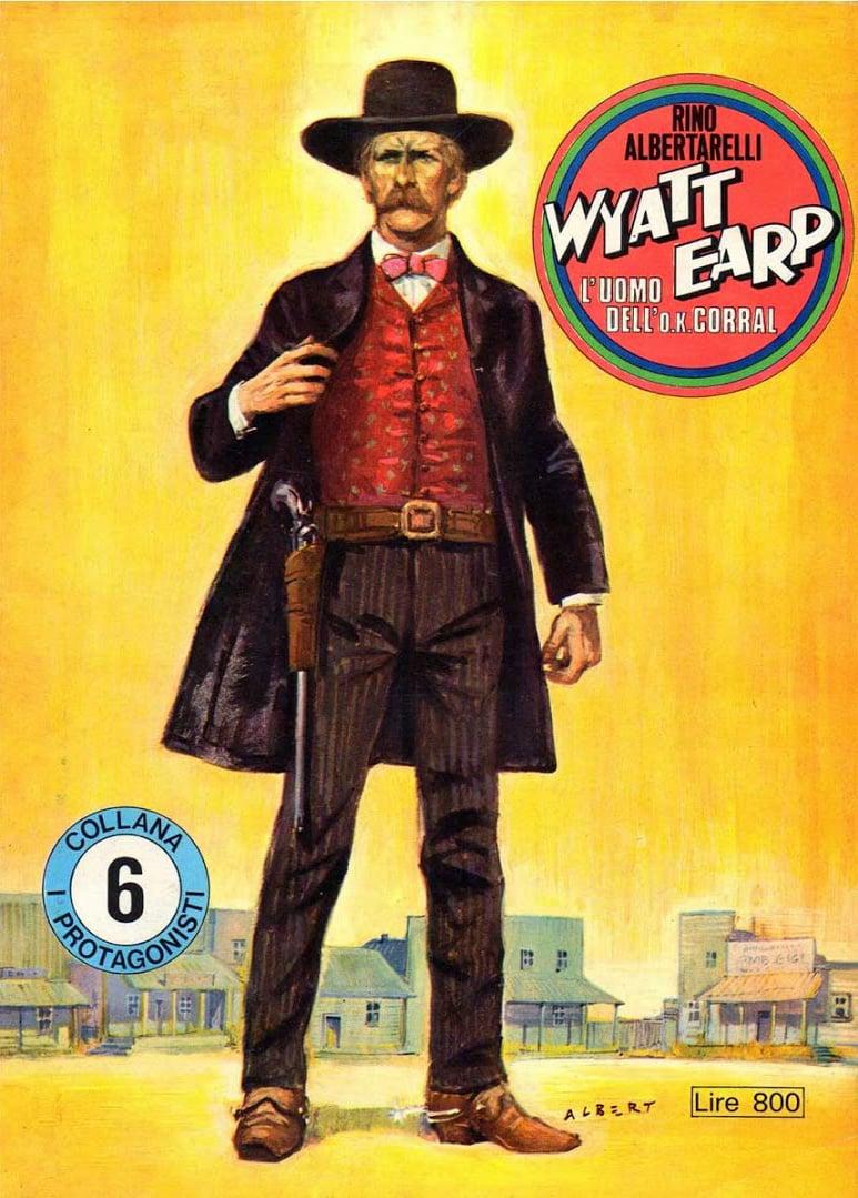 Rino Albertarelli – Wyatt Earp, l'uomo dell'O.K. Corral