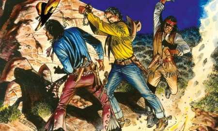 Tex Willer 09 Cover Evid