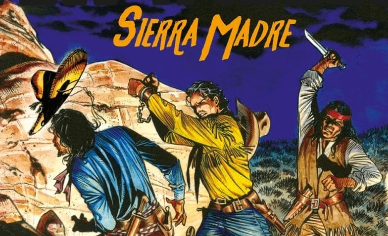 Tex Willer #9 – Sierra Madre (Boselli, Brindisi)