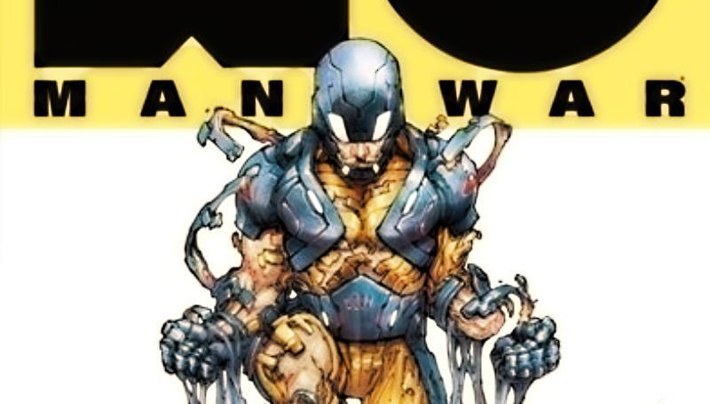 In arrivo il settimo volume di X-O Manowar Nuova Serie