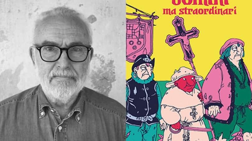 Ad Altan, creatore de La Pimpa, il Romics d'Oro della 26° edizione