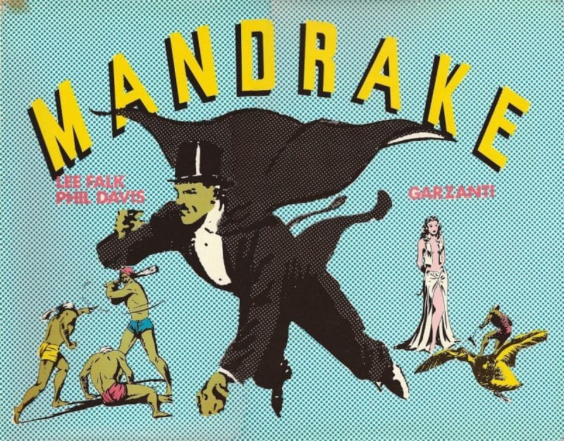 Lee Falk e Phil Davis – Mandrake