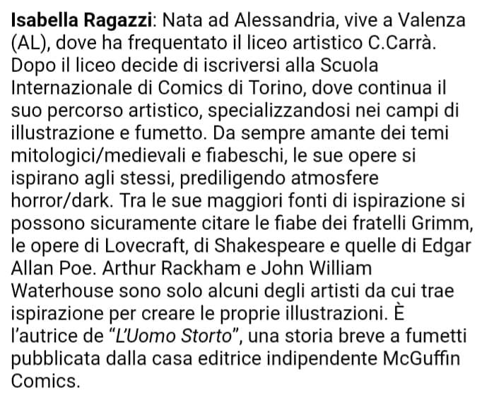 """Isabella Ragazzi immagina """"Lo Spazio Bianco""""_Immagina lo spazio bianco"""