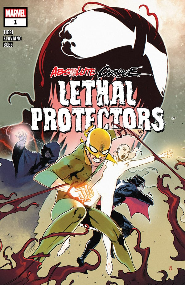Absolute Carnage Lethal Protectors 1