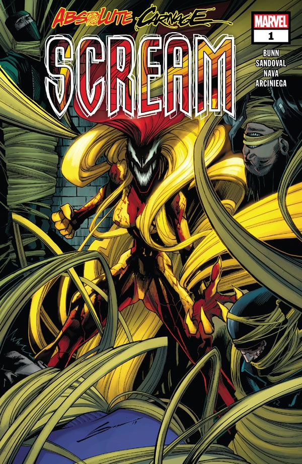 Absolute-Carnage-Scream-1_First Issue