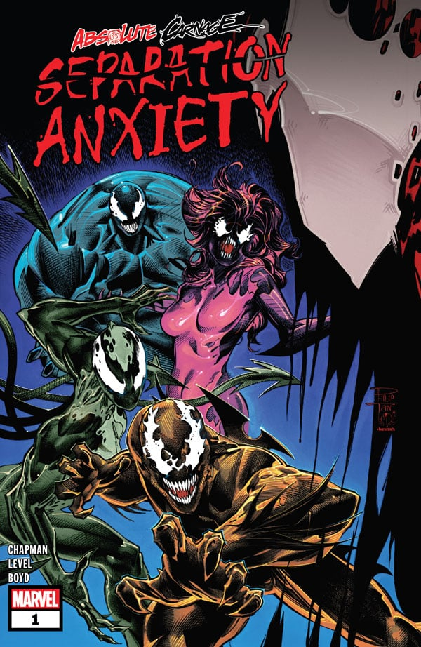 Absolute Carnage Separation Anxiety 1