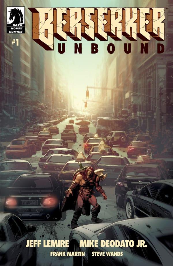 Berserker Unbound 1
