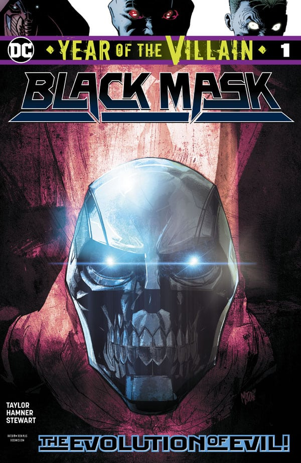 Black Mask Year Of The Villain 1