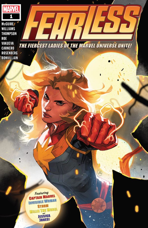Fearless-1_First Issue