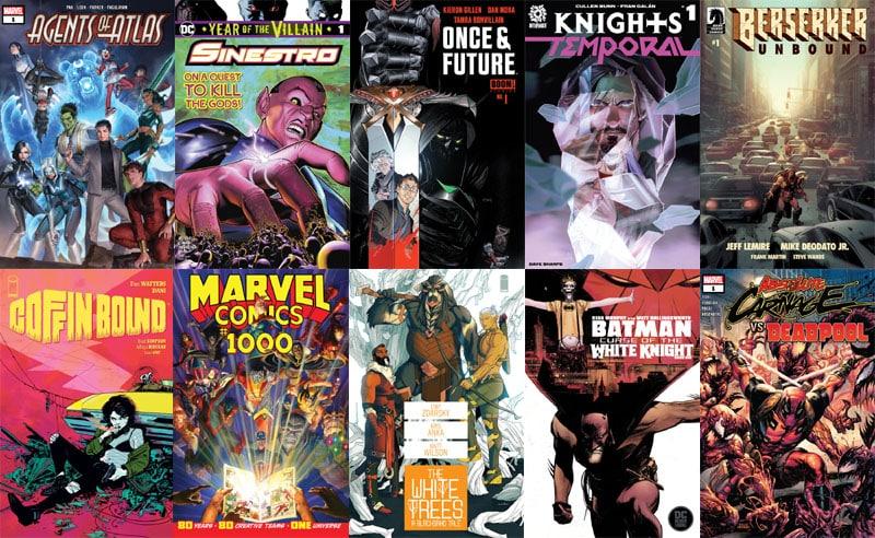 First Issue #52: la lunga estate americana dei comics