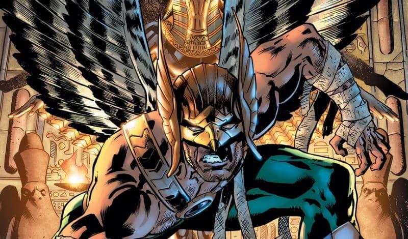 Il risveglio di Hawkman e di Bryan Hitch