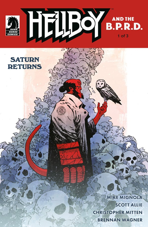 Hellboy And The B.P.R.D. Saturn Returns 1
