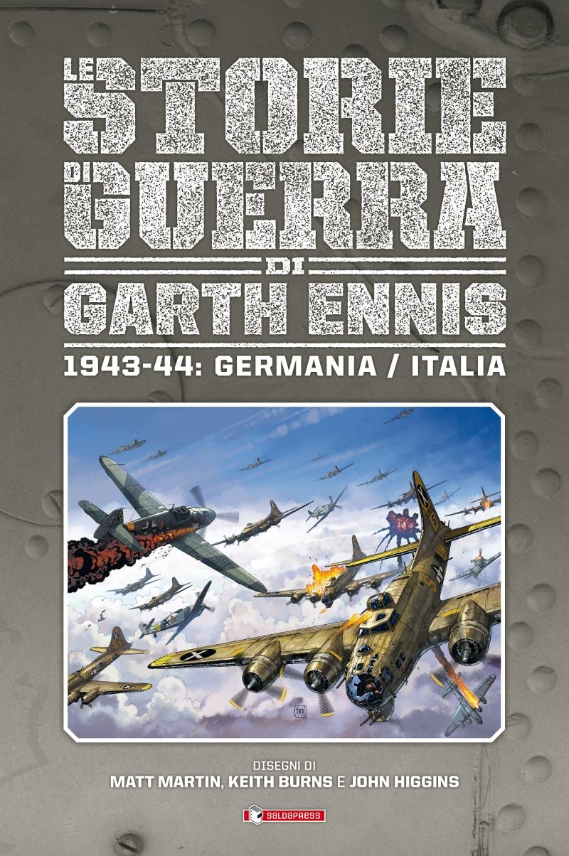 Le Storie Di Guerra Vol04 COVER