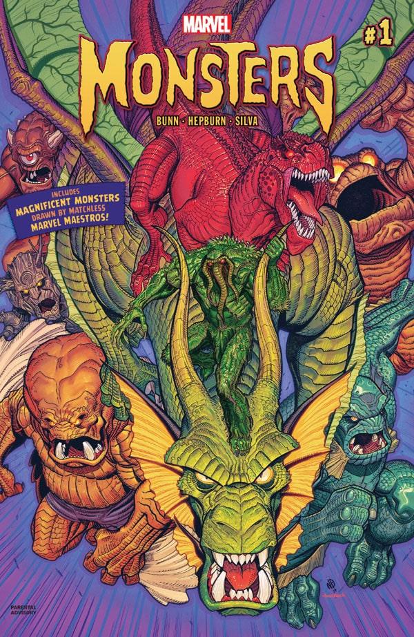 Marvel Monsters 1
