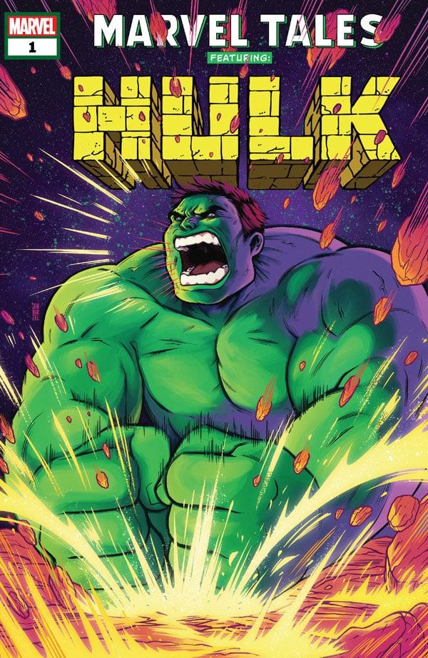 Marvel Tales Hulk 1