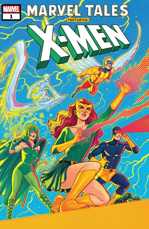 Marvel Tales X Men 1