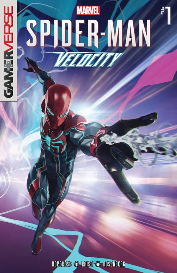 Marvel's Spider Man Velocity 1