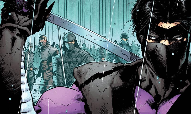 I dossier ninja: Ninja-K secondo Christos Gage