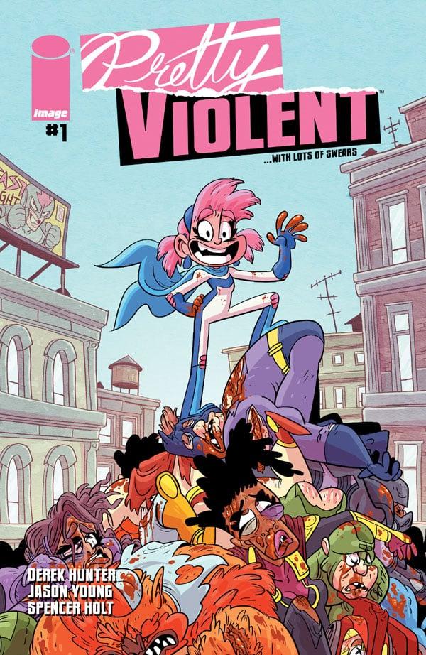 Pretty Violent 1