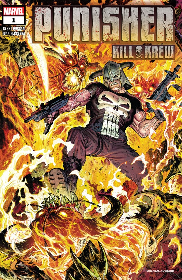 Punisher Kill Krew 1